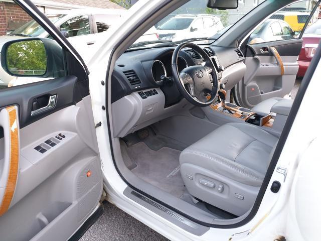 2008 Toyota Highlander Hybrid LIMITED Photo9