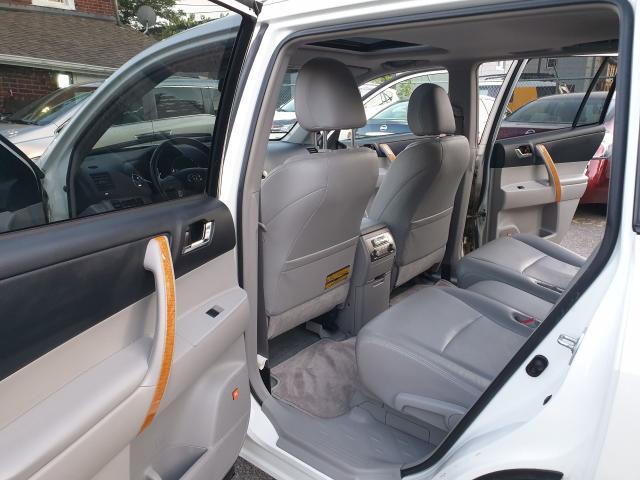 2008 Toyota Highlander Hybrid LIMITED Photo10