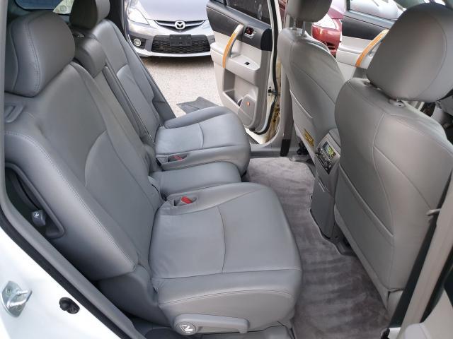 2008 Toyota Highlander Hybrid LIMITED Photo12