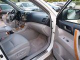 2008 Toyota Highlander Hybrid LIMITED Photo43