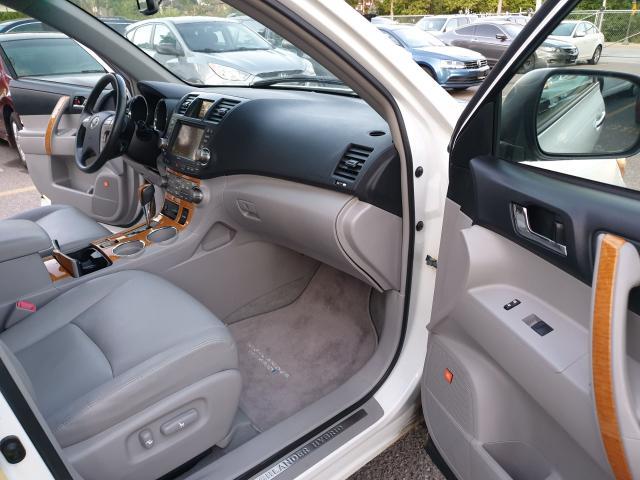 2008 Toyota Highlander Hybrid LIMITED Photo14