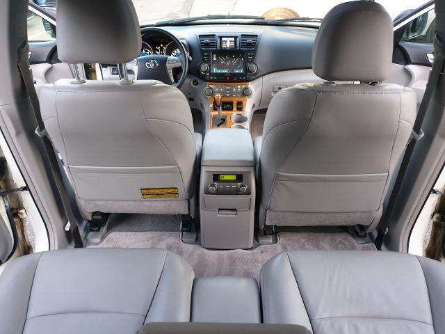 2008 Toyota Highlander Hybrid LIMITED Photo16