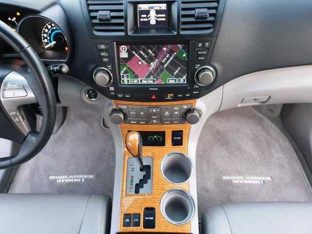 2008 Toyota Highlander Hybrid LIMITED Photo19
