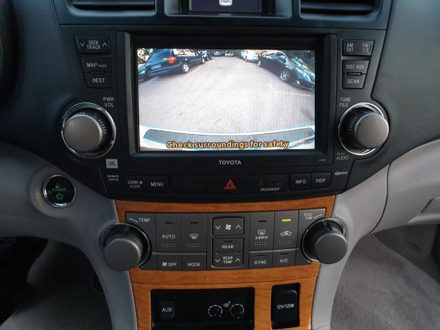 2008 Toyota Highlander Hybrid LIMITED Photo22