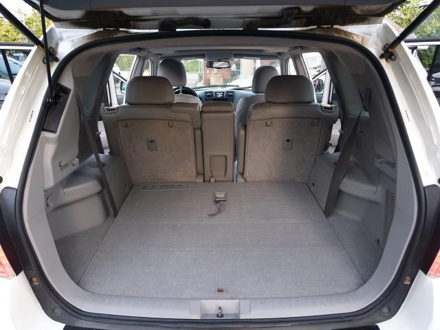 2008 Toyota Highlander Hybrid LIMITED Photo23
