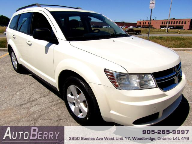 2013 Dodge Journey SE - 2.4L - 5 PASSENGER