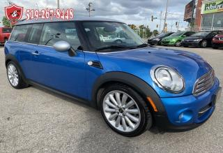Used 2012 MINI Cooper Clubman SUMMER BLOWOUT $400 OFF/1.6L/ONE OWNER/NO ACCIDENT for sale in Cambridge, ON