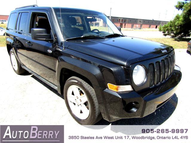 2010 Jeep Patriot SPORT - 2.4L - FWD