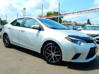 Used 2014 Toyota Corolla LE.Automatic.Reverse Camera.Bluetooth.Heated Seats for sale in Kitchener, ON