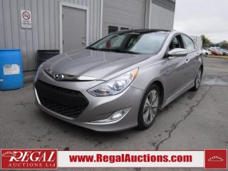 Used 2013 Hyundai SONATA HYBRID LIMITED 4D SEDAN 2.4L for sale in Calgary, AB