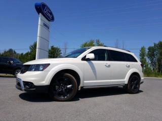 Used 2018 Dodge Journey Crossroad for sale in Embrun, ON