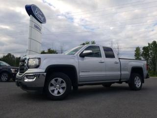 Used 2017 GMC Sierra 1500 SLE for sale in Embrun, ON