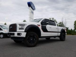 Used 2017 Ford F-150 Lariat for sale in Embrun, ON