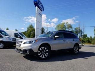 Used 2016 Subaru Outback 3.6R w/Limited & Tech Pkg for sale in Embrun, ON