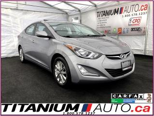 Used 2016 Hyundai Elantra Sport Appearance+Camera+Sunroof+Heated Seats+Alloy for sale in London, ON