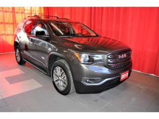 Used 2019 GMC Acadia SLE2 AWD All Terrain | 5 Passenger | Remote Start for sale in Listowel, ON
