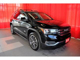 Used 2019 GMC Acadia SLT AWD All Terrain | Nav | Sunroof for sale in Listowel, ON