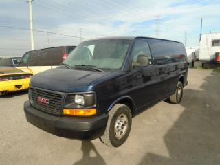 Used 2007 GMC Savana Standard for sale in Mississauga, ON