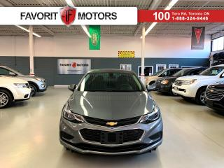 Used 2018 Chevrolet Cruze LT **CERTIFIED!** |SUNROOF|BOSE|BACKUP CAM| for sale in North York, ON