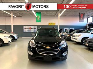 Used 2017 Chevrolet Equinox Premier *CERTIFIED!* |NAV|LEATHER|PIONEER| for sale in North York, ON