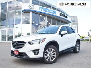 Used 2016 Mazda CX-5 GS|NO ACCIDENTS|1.99% FINANACE AVAILABLE| for sale in Mississauga, ON