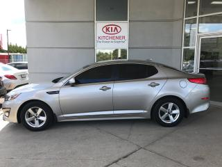 Used 2014 Kia Optima LX AT for sale in Kitchener, ON