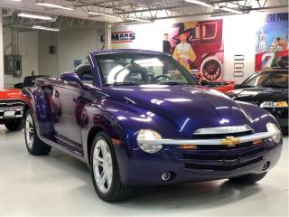 Used 2004 Chevrolet SSR LS for sale in Paris, ON
