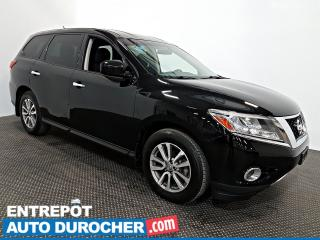 Used 2014 Nissan Pathfinder AWD Automatique - AIR CLIMATISÉ - 7 Passagers for sale in Laval, QC