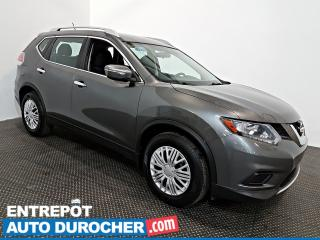 Used 2014 Nissan Rogue S - AUTOMATIQUE - A/C - CAMÉRA DE RECUL for sale in Laval, QC