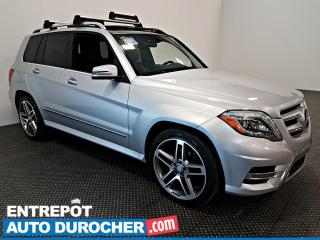 Used 2015 Mercedes-Benz GLK-Class GLK 250 BlueTec AWD NAVIGATION - Toit Ouvrant for sale in Laval, QC