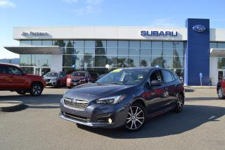 Used 2017 Subaru Impreza Sport w/Technology Package (CVT) for sale in Port Coquitlam, BC