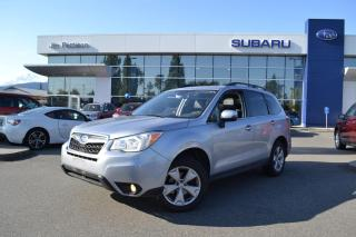 Used 2014 Subaru Forester 2.5i Limited Package w/Eyesight Option for sale in Port Coquitlam, BC