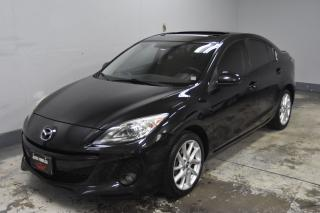 Used 2013 Mazda MAZDA3 GT for sale in Kitchener, ON