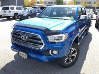 Used 2017 Toyota Tacoma Limited V6 for sale in North Vancouver, BC
