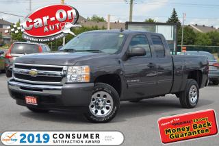 Used 2011 Chevrolet Silverado 1500 LS Cheyenne ONLY 80, 000 KM A/C PWR GRP ALLOYS for sale in Ottawa, ON