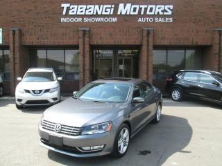 Used 2013 Volkswagen Passat TDI   HIGHLINE   NO ACCIDENTS   NAVIGATION   REAR CAM   BT for sale in Mississauga, ON
