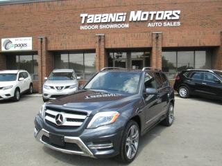 Used 2015 Mercedes-Benz GLK-Class GLK250 | BLUETEC | NO ACCIDENTS| NAVIGATION | PANORAMIC ROOF for sale in Mississauga, ON