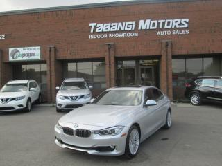 Used 2015 BMW 3 Series 328i xDrive NO ACCIDENTS NAVIGATION LEATHER SUNROOF for sale in Mississauga, ON