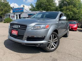 Used 2007 Audi Q7 quattro 4dr 3.6L Premium w/ Navi & Backup Cam* for sale in Brampton, ON