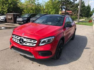 Used 2019 Mercedes-Benz G-Class GLA 250 4MATIC SUV NAVIGATON for sale in Toronto, ON