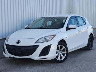 Used 2010 Mazda MAZDA3 4dr HB Sport GX| TRADE IN SPECIAL! for sale in Mississauga, ON