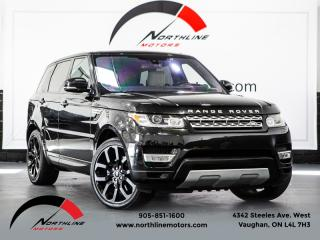 Used 2016 Land Rover Range Rover Sport Td6 HSE|Navigation|Heads Up Display|Driver Assist|Pano Roof for sale in Vaughan, ON