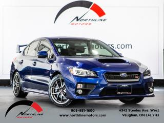 Used 2016 Subaru WRX STI Sport-Tech|Manual|Navigation|Blindspot|Camera|HarmanKardon for sale in Vaughan, ON
