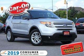 Used 2013 Ford Explorer XLT 4WD 7 PASSENGER FULL PWR GRP HTD SEATS LOADED for sale in Ottawa, ON