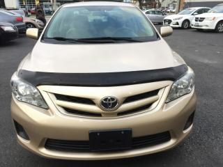 Used 2012 Toyota Corolla 4DR SDN for sale in Hamilton, ON