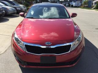 Used 2012 Kia Optima 4dr Sdn for sale in Hamilton, ON