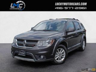 Used 2014 Dodge Journey SXT-BLUETOOTH-REMOTE STARTER-ALLOYS-WE FINANCE for sale in North York, ON