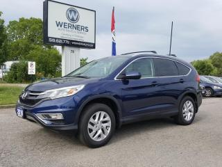 Used 2016 Honda CR-V EX-L AWD 2016 Honda CR-V EX-L AWD for sale in Cambridge, ON