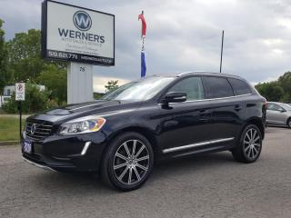 Used 2016 Volvo XC60 T6 Premier AWD 2016 Volvo XC60 T6 Premier AWD for sale in Cambridge, ON