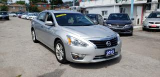 Used 2013 Nissan Altima SL 2.5 for sale in Toronto, ON